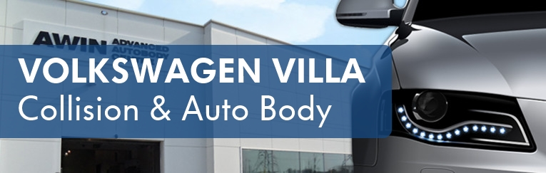 Volkswagen Villa body shop