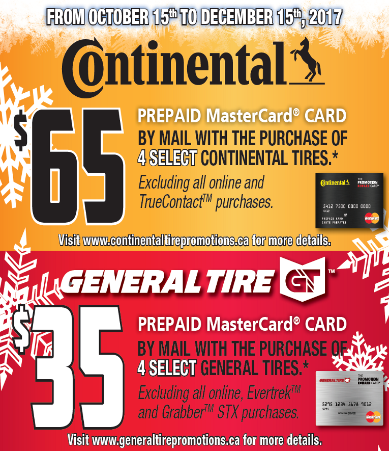 winter tire special offers