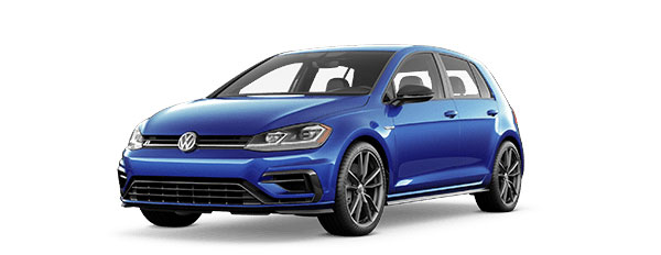 2019 Golf R 2.0T with 4MOTION® AWD
